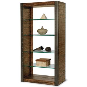 Flexsteel Bridgewater Bookshelf
