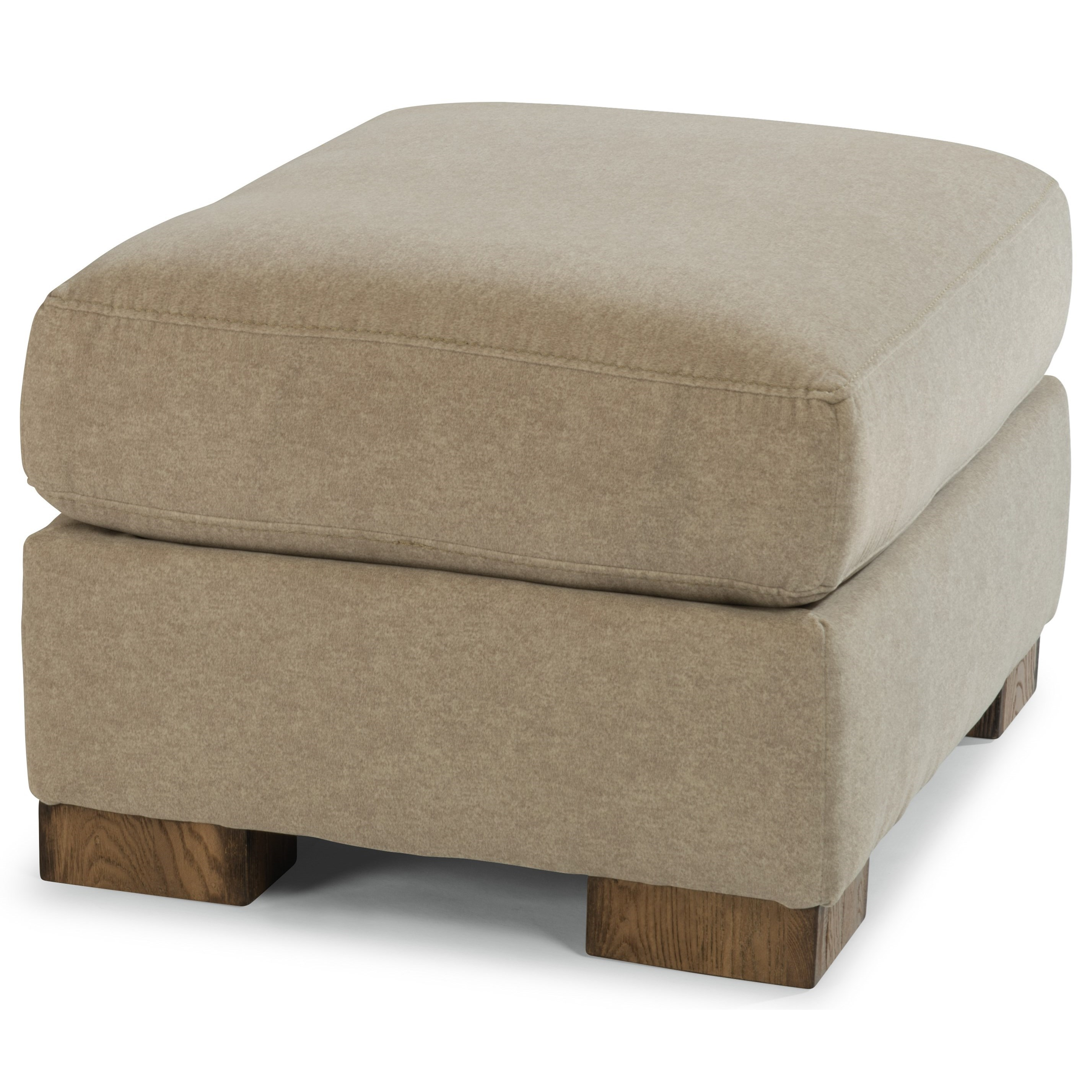 Bryant Ottoman by Flexsteel at Jordan's Home Furnishings