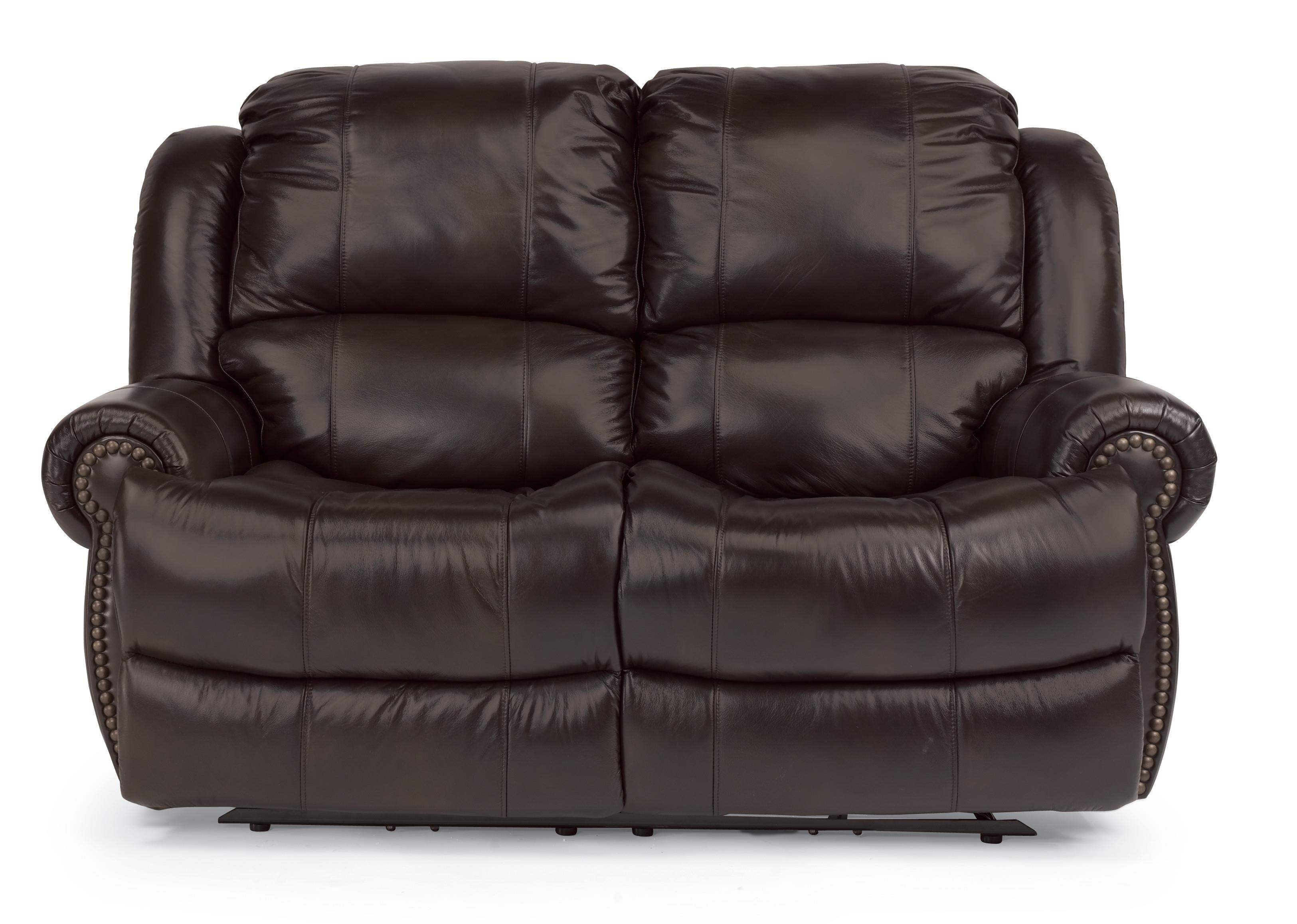 Flexsteel Latitudes - Capitol Power Reclining Loveseat - Item Number: 1311-60P