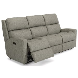 Flexsteel Catalina Reclining Sofa