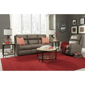 Flexsteel Catalina Living Room Group
