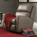 Flexsteel Balboa Swivel Gliding Recliner - Item Number: 3900-53