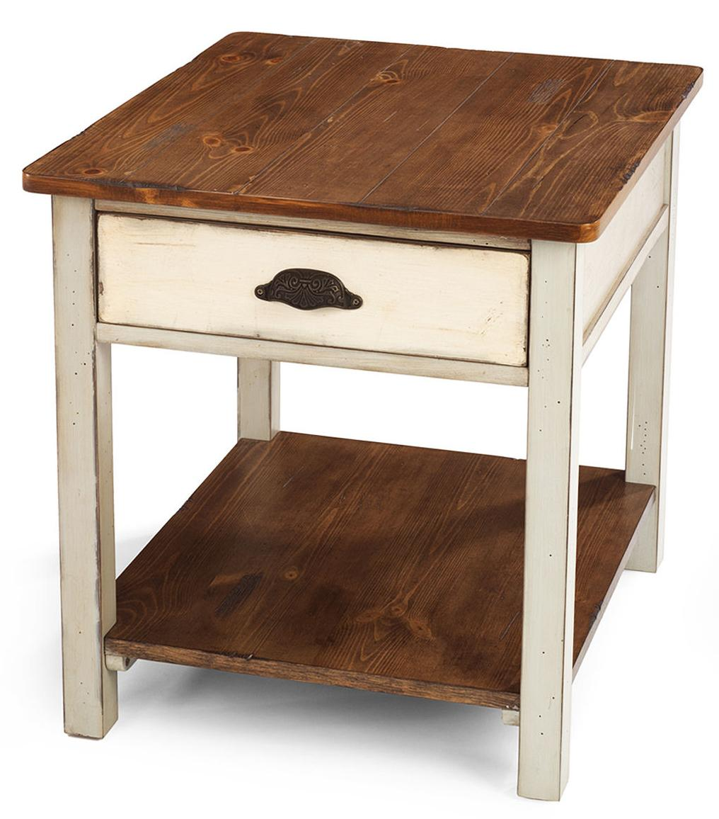 Flexsteel Chateau Chateau Storage End Table - Item Number: 6683-01