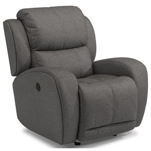 Flexsteel Latitudes - Chaz Power Gliding Recliner