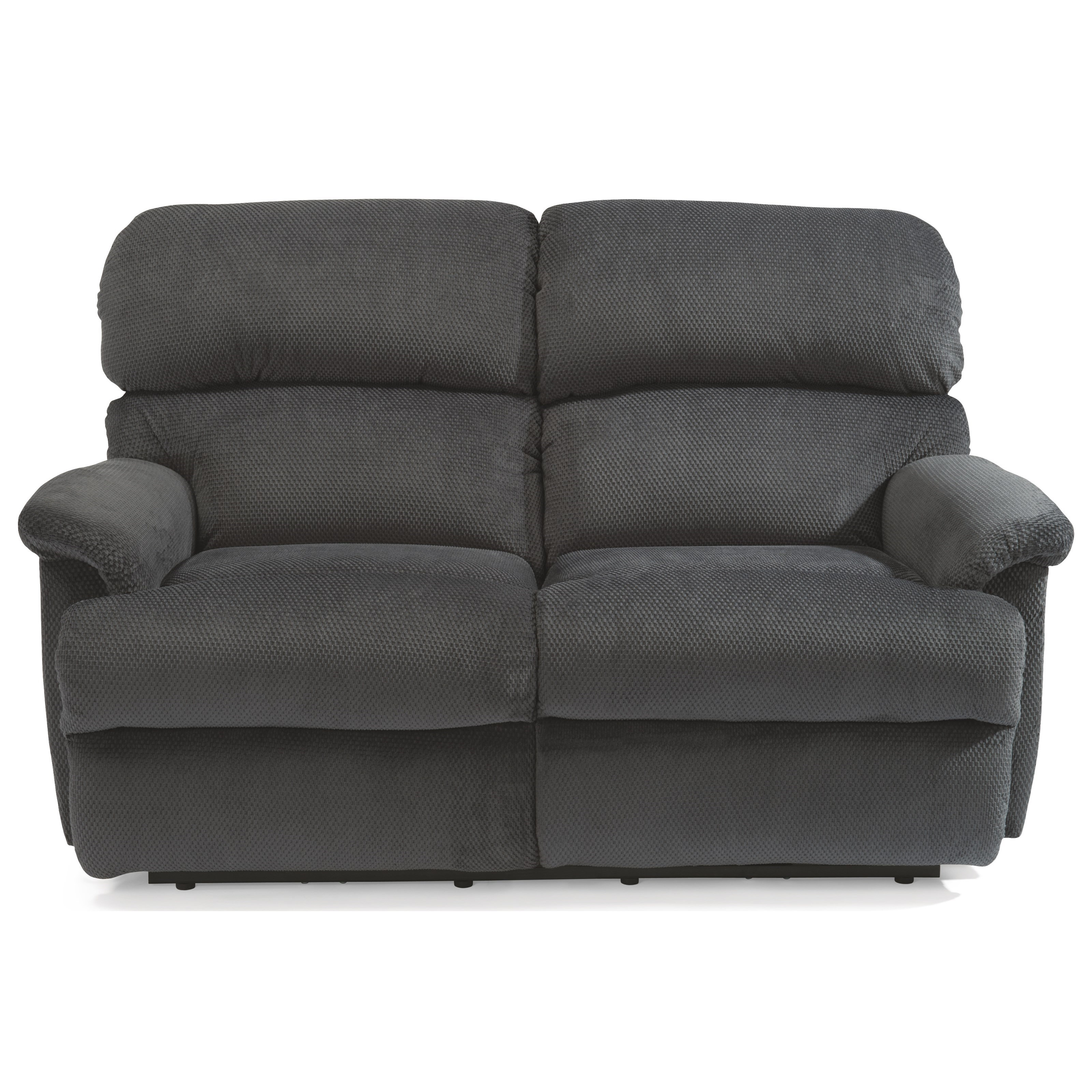 Flexsteel Sofa Locations: Flexsteel Chicago 7066-60 Reclining Love Seat