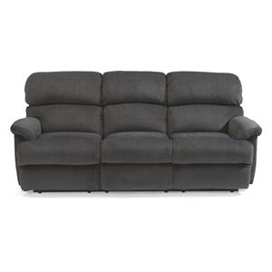 "Flexsteel Chicago 87"" Chicago Double Reclining Sofa"