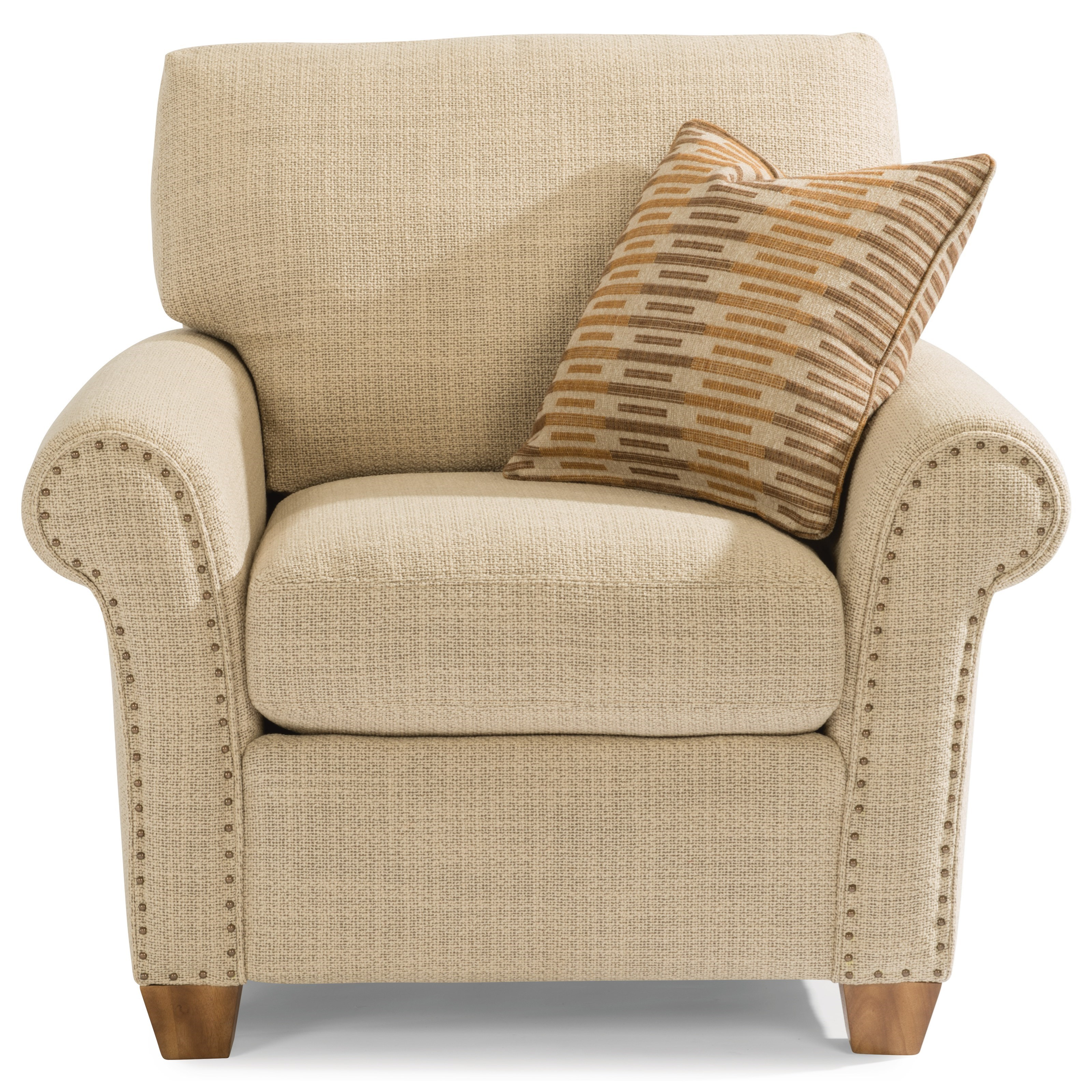 Flexsteel Christine Chair  - Item Number: 5110-10