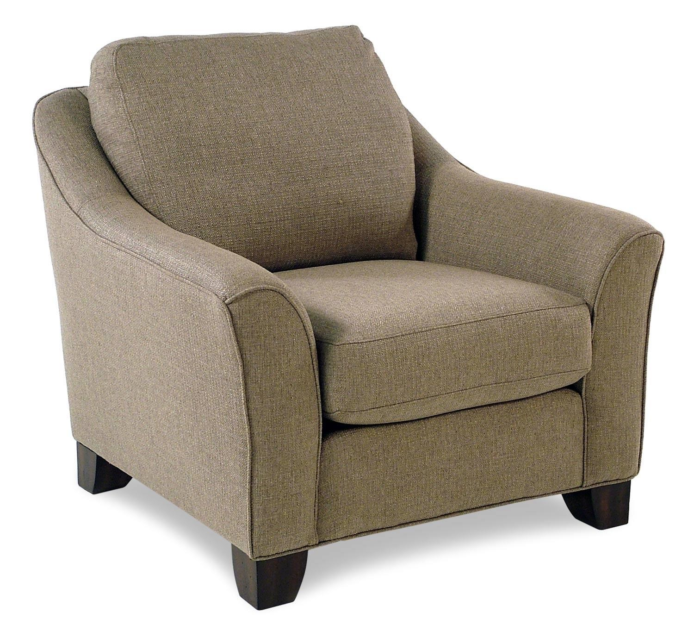 Flexsteel Caberet Flared Arm Chair - Item Number: S5687-10-145-80