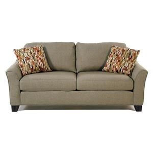 Flexsteel Caberet Flared Arm Sofa