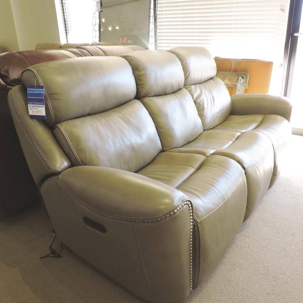 Clearance Reclining Sofa by Flexsteel at Belfort Furniture