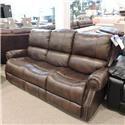 Flexsteel Clearance Miles Reclining Sofa - Item Number: 687512386