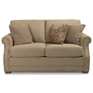 Flexsteel Coburn Love Seat