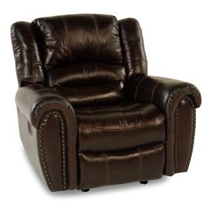 Leather Glide Recliner
