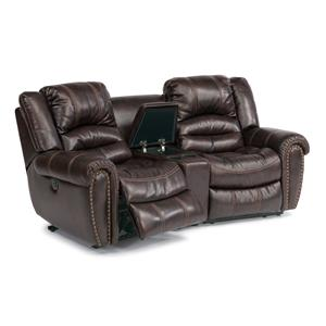 Flexsteel Latitudes - Crosstown 3 Pc Power Reclining Sectional Sofa