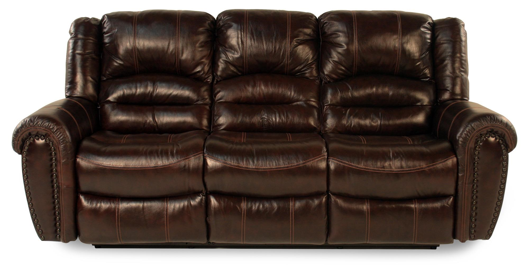 Lancer Leather Reclining Sofa