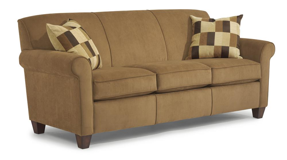 Flexsteel Dana Stationary Sofa   Item Number: 5990 31