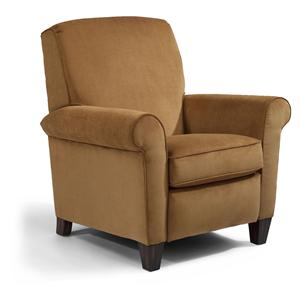 Power High Leg Recliner