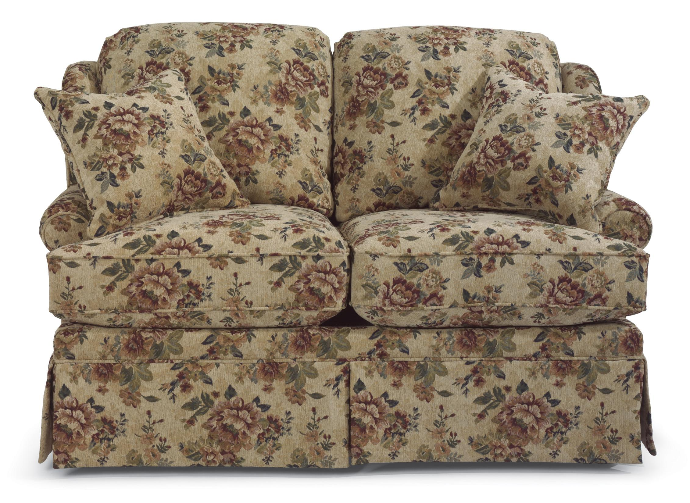 Flexsteel Danville Love Seat - Item Number: 5948-20