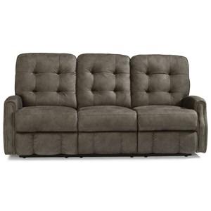 Flexsteel Devon Reclining Sofa