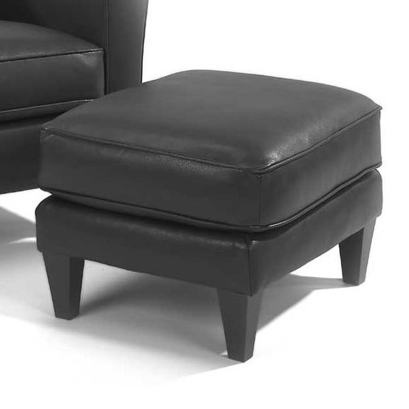 Digby Ottoman by Flexsteel at Dunk & Bright Furniture