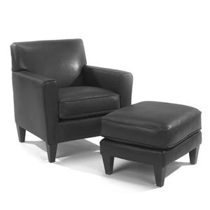 Flexsteel Digby Chair and Ottoman