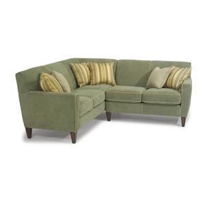 Flexsteel Digby L-Shape Sectional