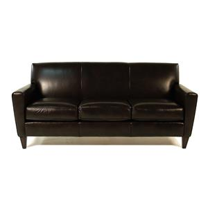 Flexsteel Chazz II Leather Upholstered Sofa