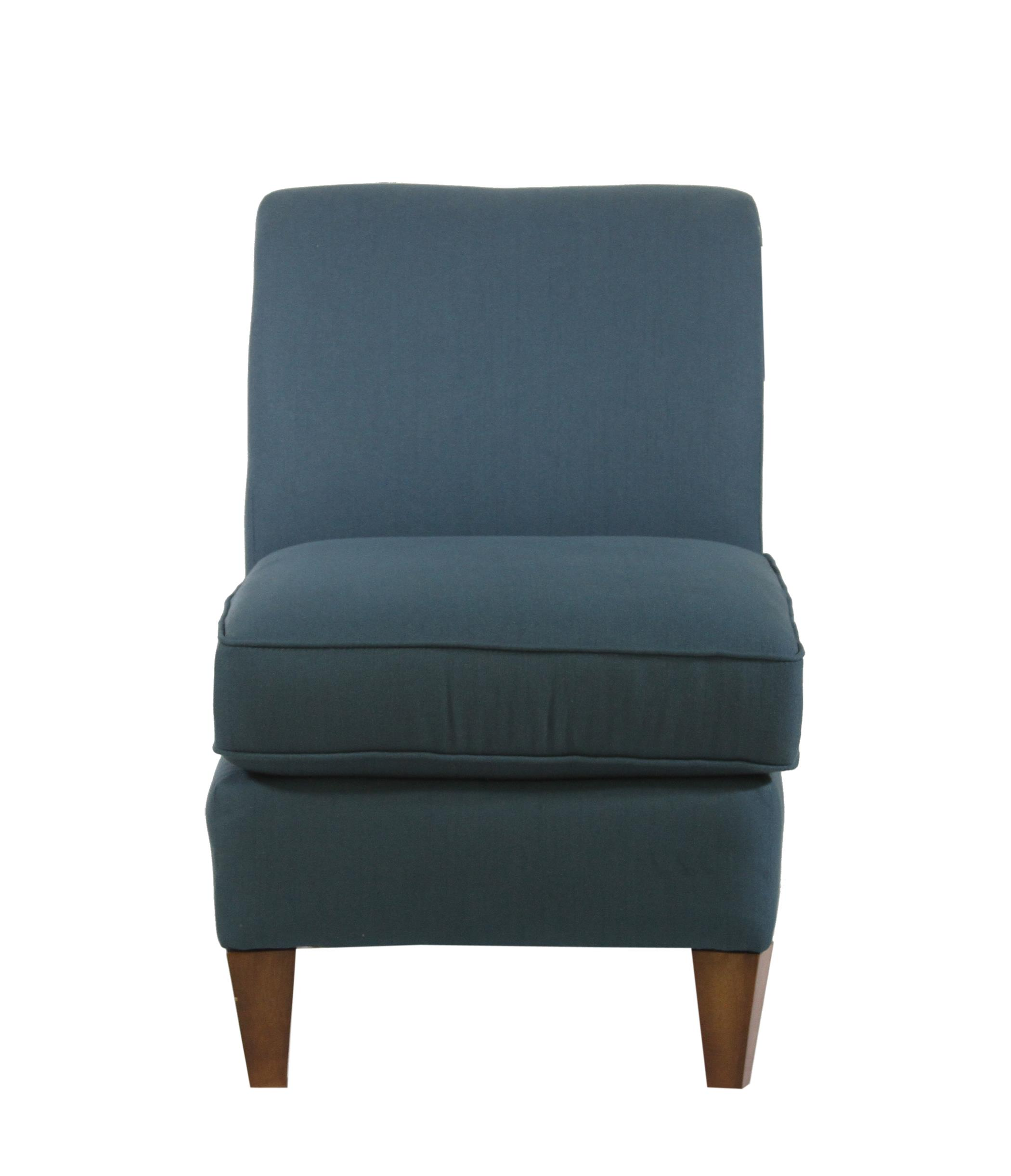 Flexsteel Digby Armless Chair - Item Number: 5966 19 Digby