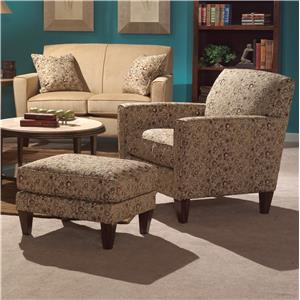 Flexsteel Digby Chair And Ottoman Set | Turk Furniture | Chair U0026 Ottoman  Sets Joliet, La Salle, Kankakee, Plainfield, Bourbonnais, Ottawa, Danville,  ...