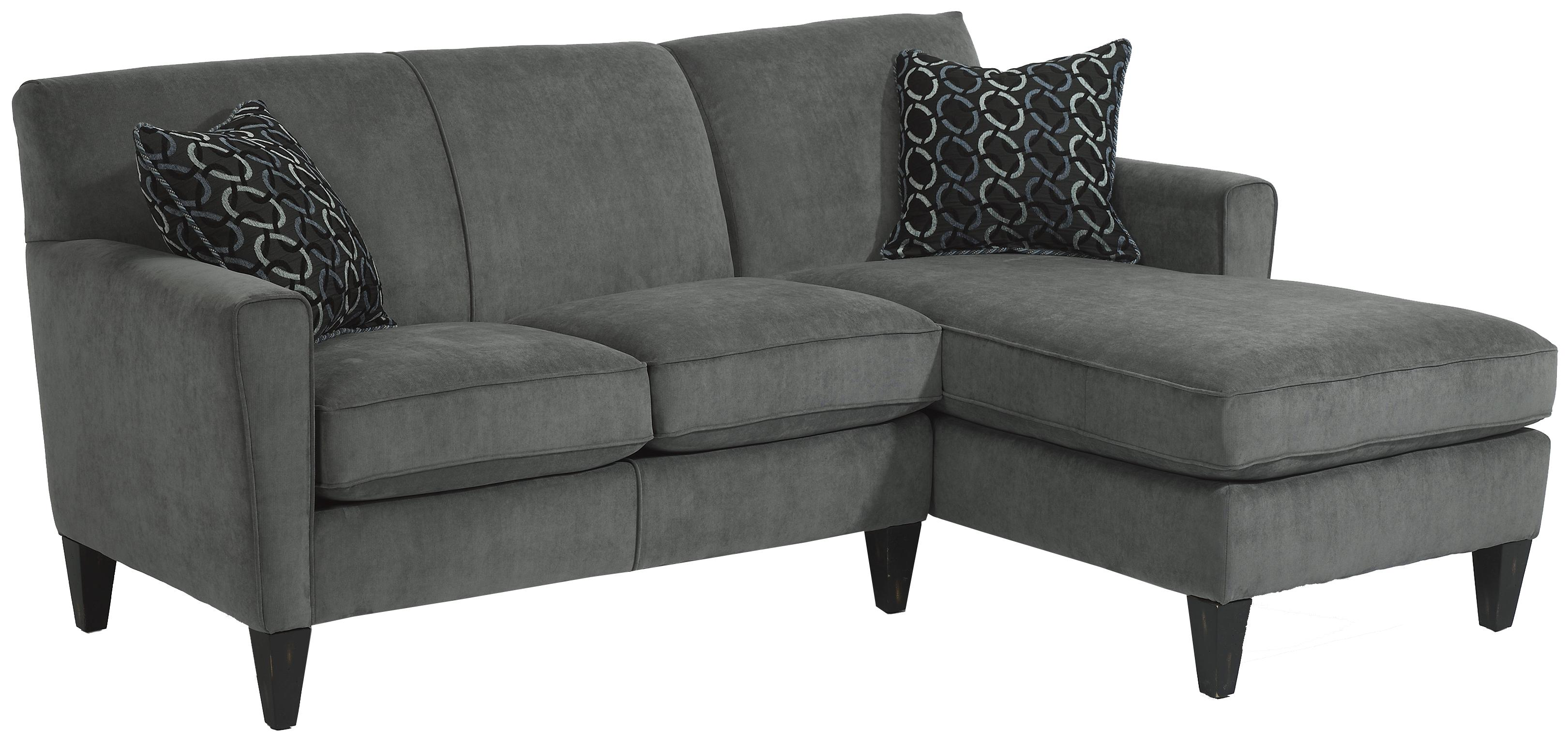 Flexsteel Digby Contemporary Sectional Sofa With Raf Chaise Ahfa Dealer Locator