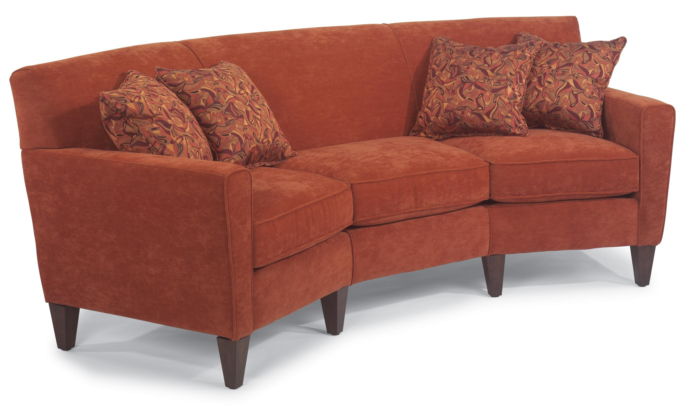 Etonnant Digby Contemporary Conversation Sofa By Flexsteel