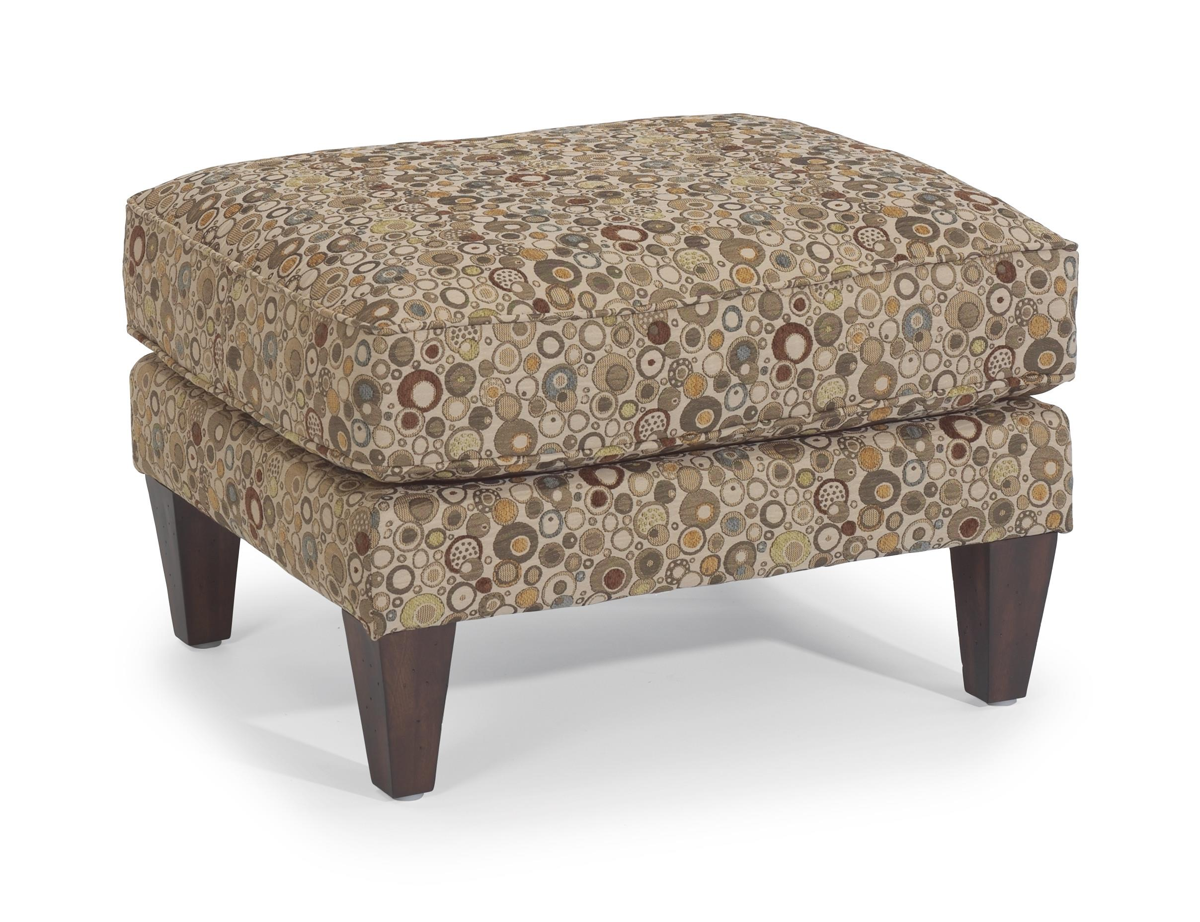 Flexsteel Digby Ottoman - Item Number: 596608