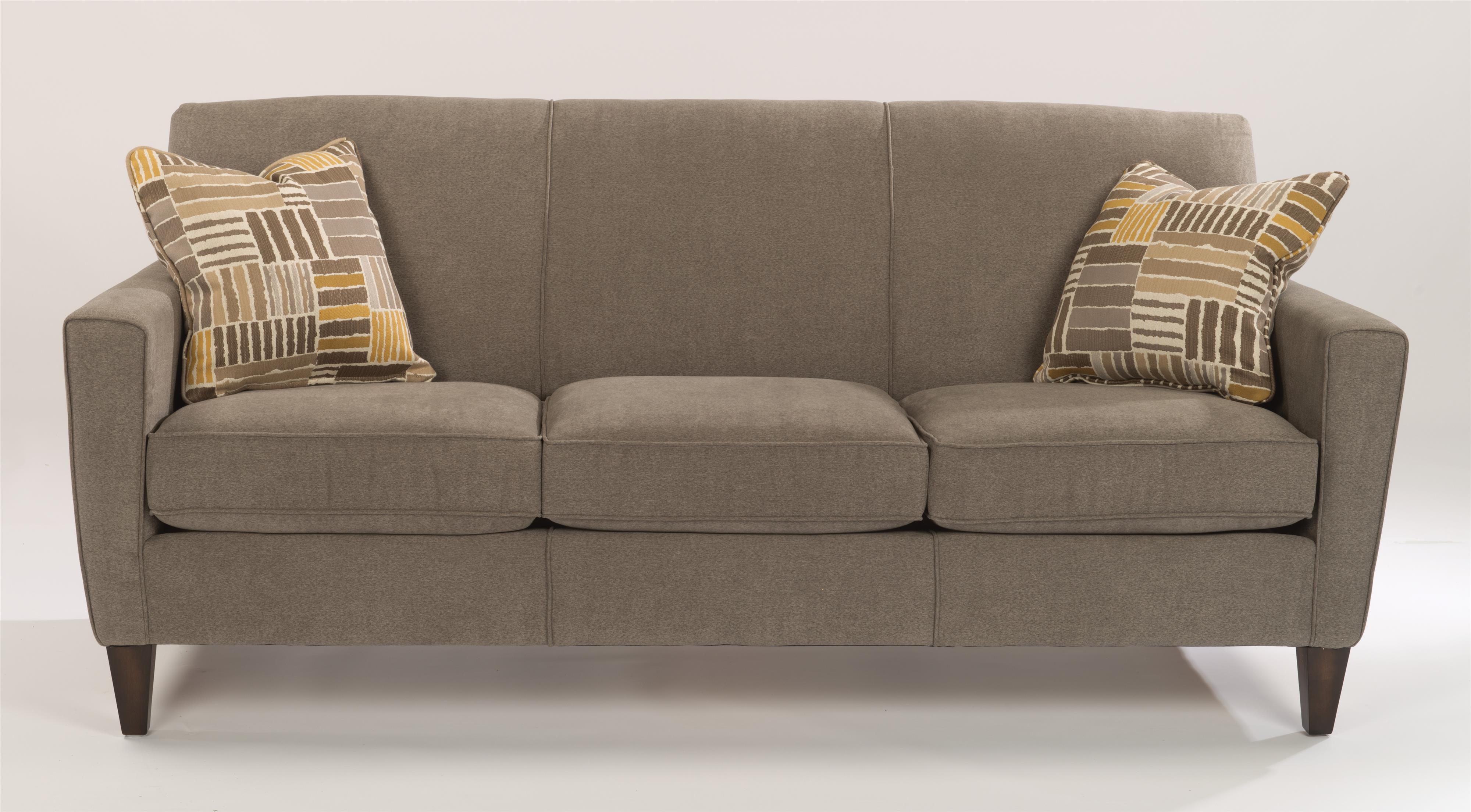 Flexsteel Digby Upholstered Sofa Steger S Furniture Sofas