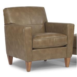 Flexsteel Digby Chair  sc 1 st  Belfort Furniture & Flexsteel Digby Leather Sofa - Belfort Furniture - Sofas islam-shia.org