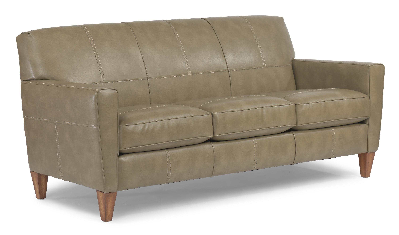 Flexsteel Digby Upholstered Sofa - Item Number: N5966-31