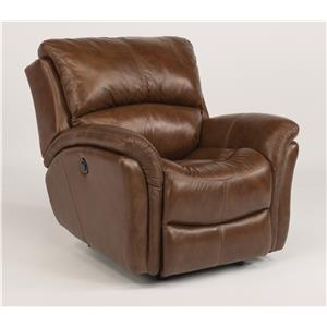 Flexsteel Latitudes - Dominique Glider Recliner with Power