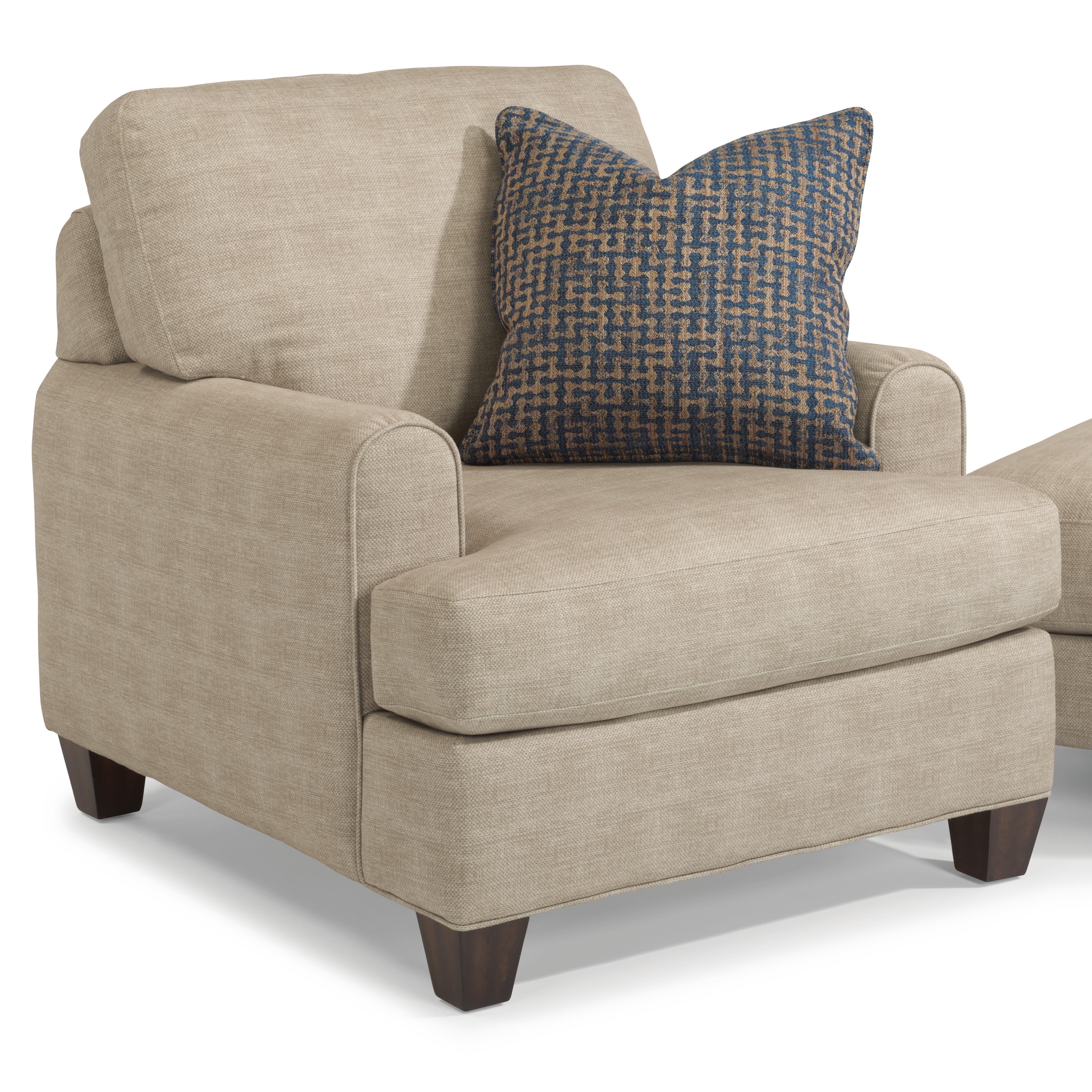 Flexsteel Donatello 5685 Chair - Item Number: 5685-10-120-80