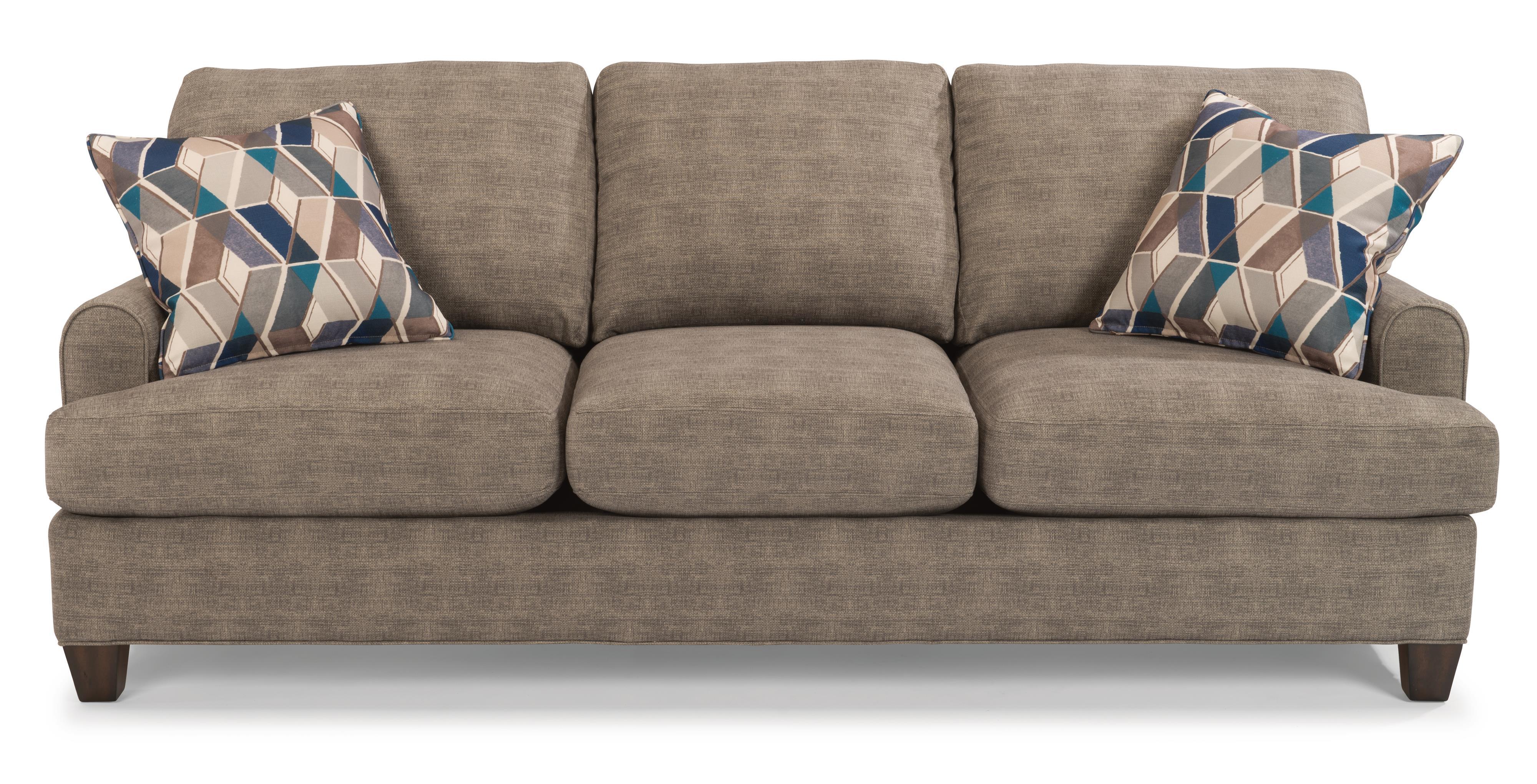 Flexsteel Donatello 5685 Sofa - Item Number: 5685-31-120-01