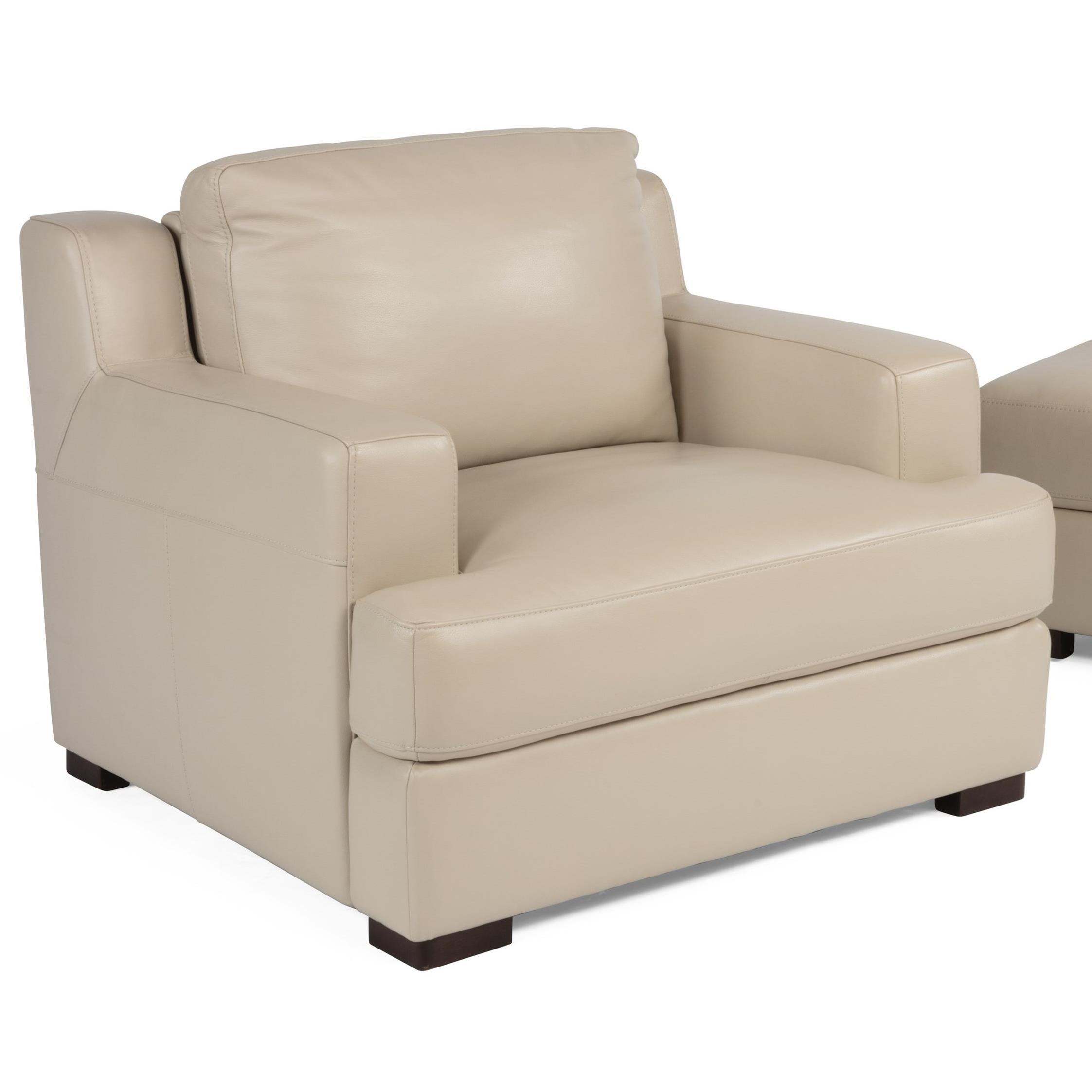 Latitudes- Dowd Power Adjustable Back Chair by Flexsteel at Walker's Furniture