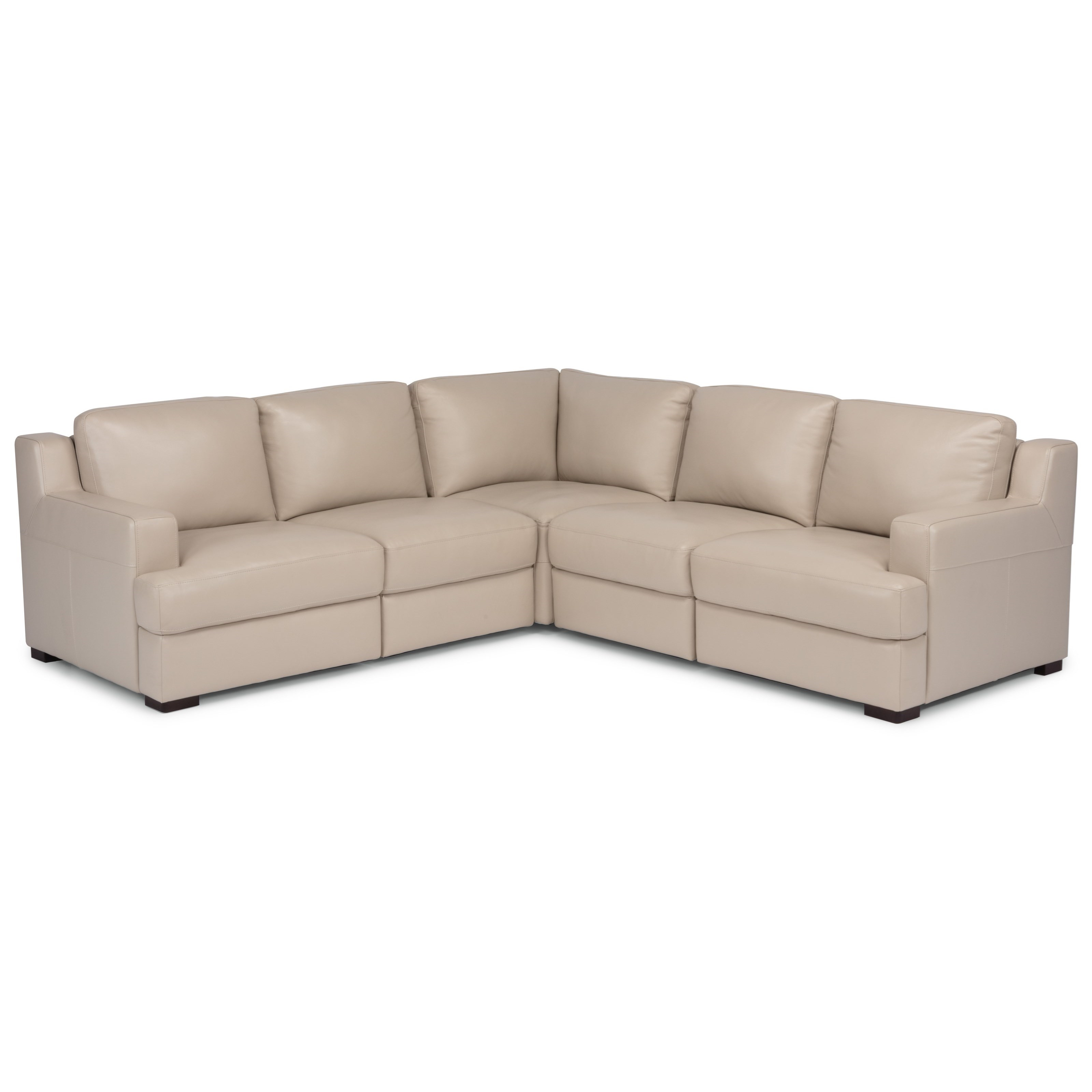 Latitudes- Dowd 5-Piece Sectional by Flexsteel at Walker's Furniture