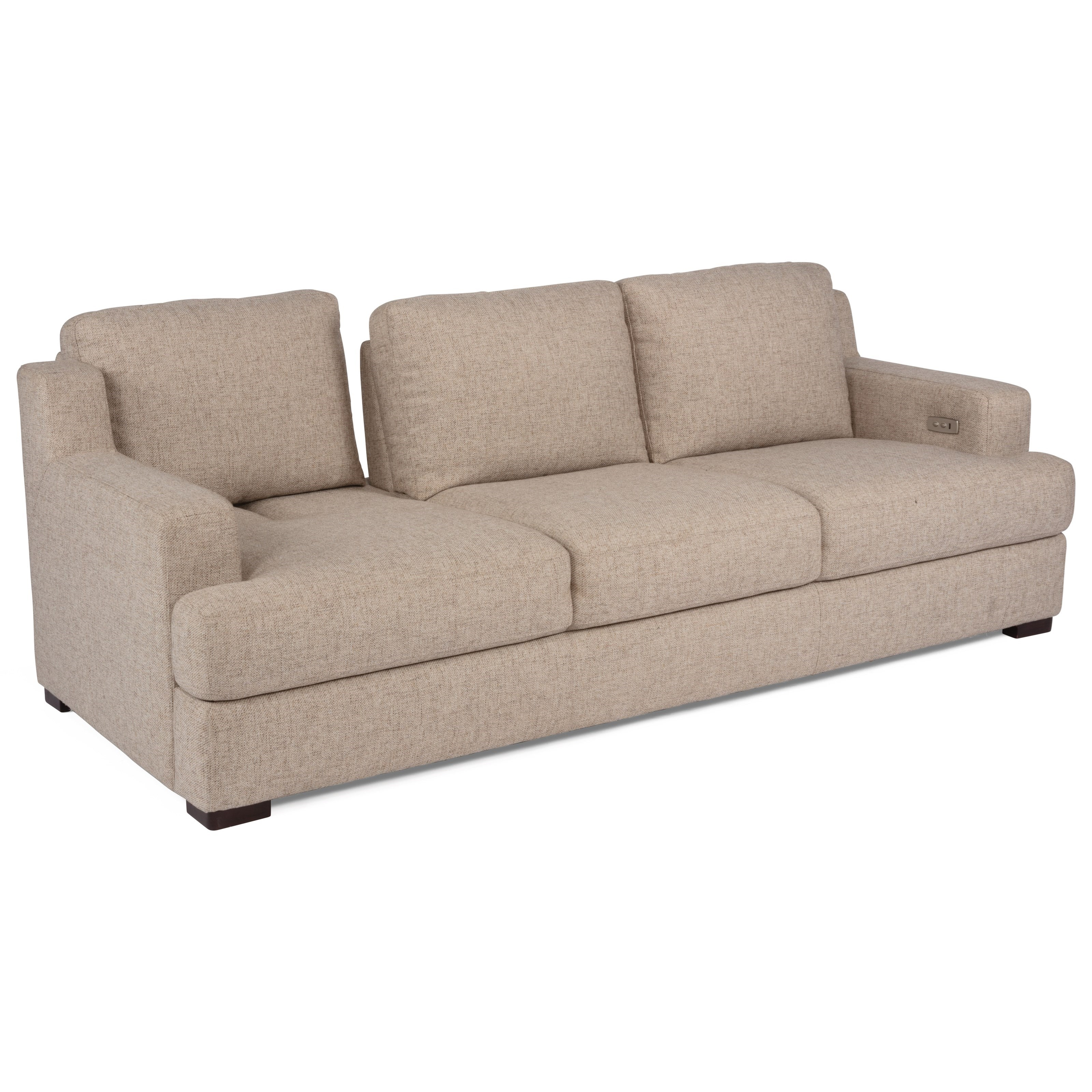 Power Adjustable Back Sofa