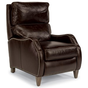 Flexsteel Drake Power High Leg Recliner