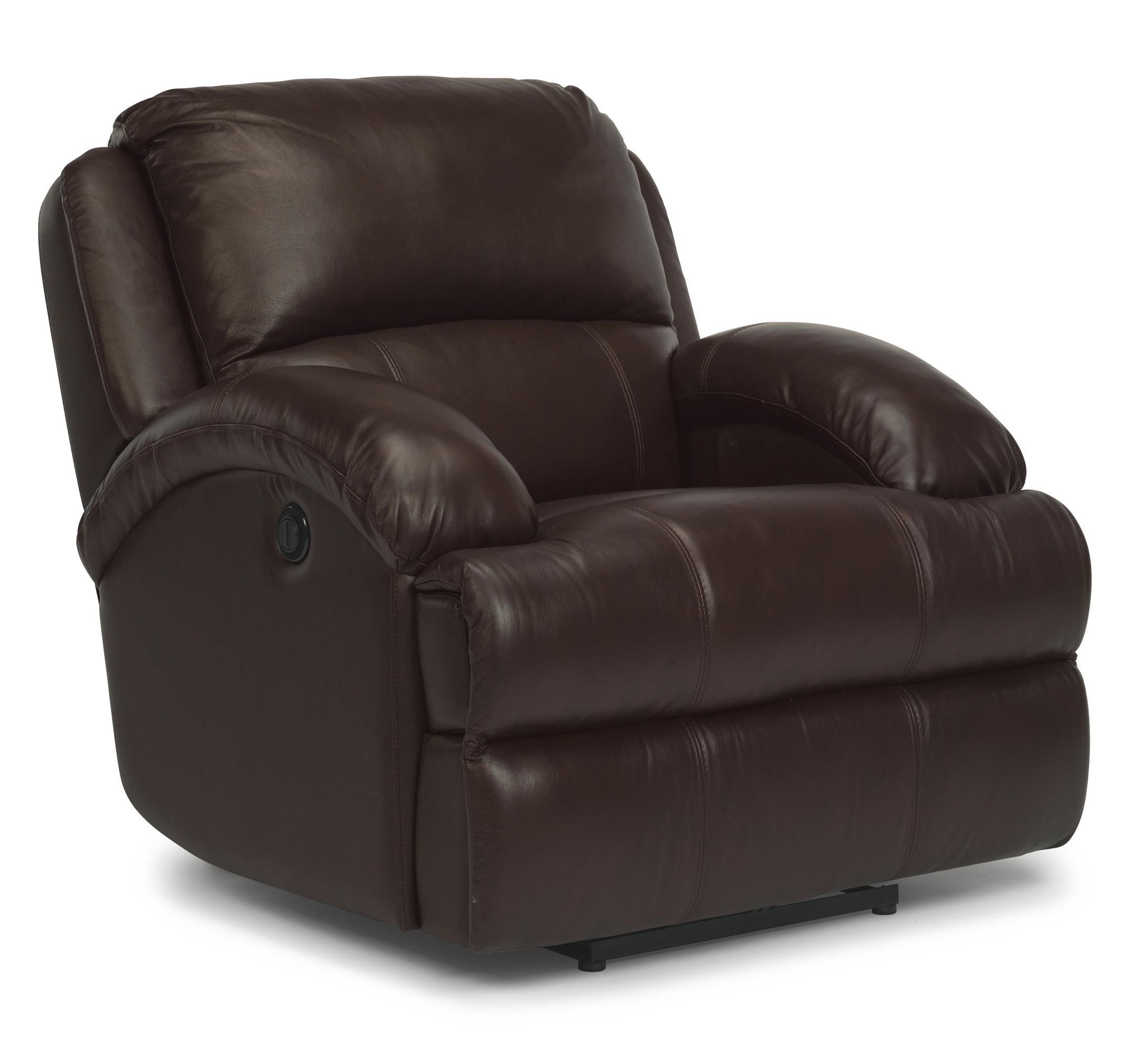 Flexsteel Latitudes - Fast Lane Power Recliner - Item Number: 1242-50P