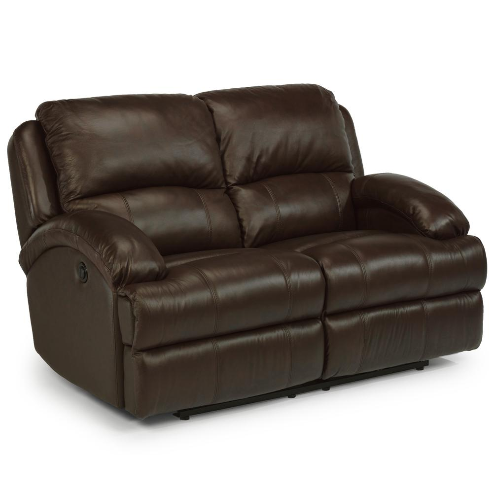 Flexsteel Latitudes - Fast Lane Double Reclining Loveseat - Item Number: 1242-60P