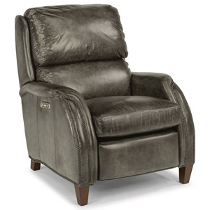 Power High-Leg Recliner w/ Power Headrest