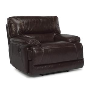 Flexsteel Fleet Street Power Recliner