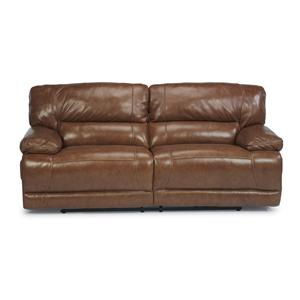 Flexsteel Fleet Street Power Reclining Sofa