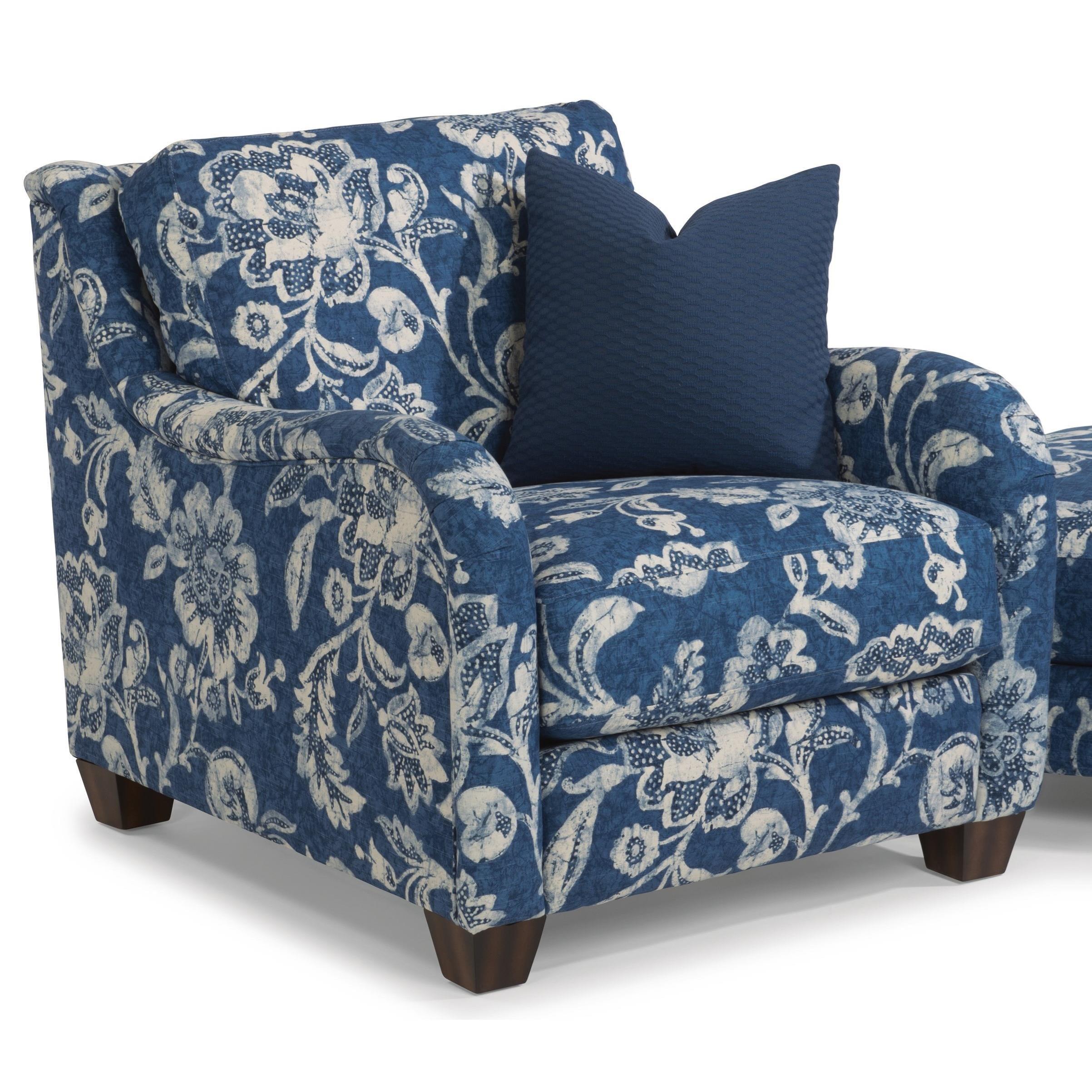 Flexsteel Fortuna Chair - Item Number: 7908-10-066-40