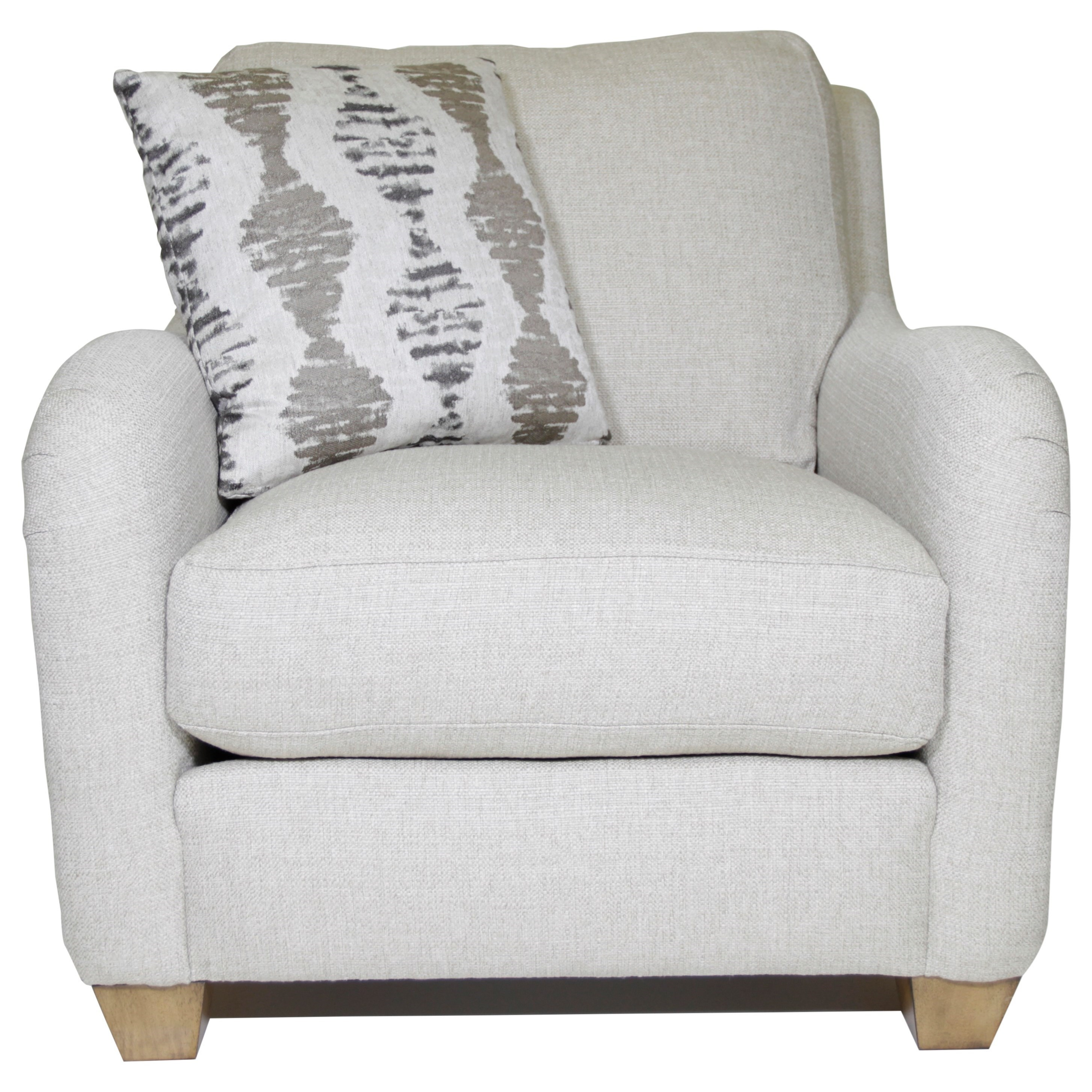 Flexsteel Fortuna Chair - Item Number: 7908-10-145-11