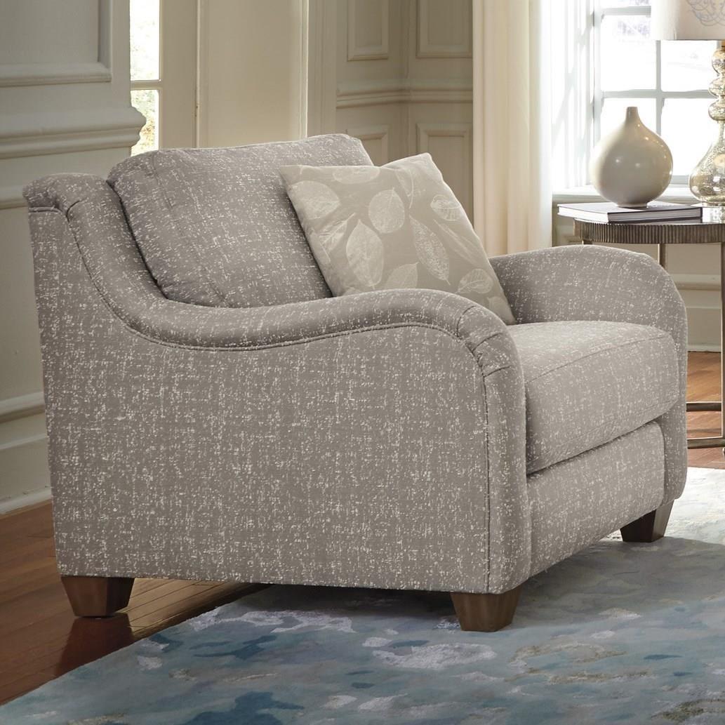 Flexsteel Fortuna Chair - Item Number: 7908-10-274-01